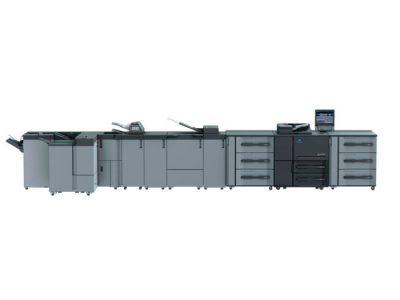 Konica Minolta AccurioPress 6136P MICR