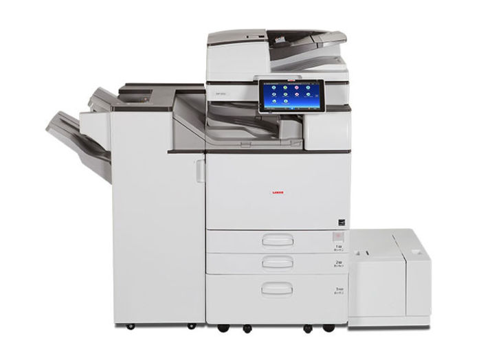 Lanier MP 6055 Copier