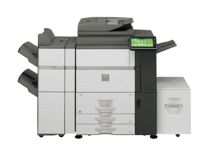 Sharp MX-7500N used