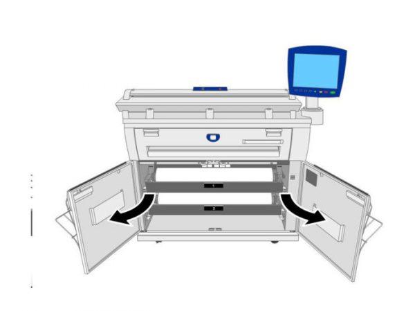 Xerox 6604 used