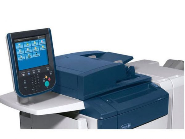 Xerox Color C70 Printer used